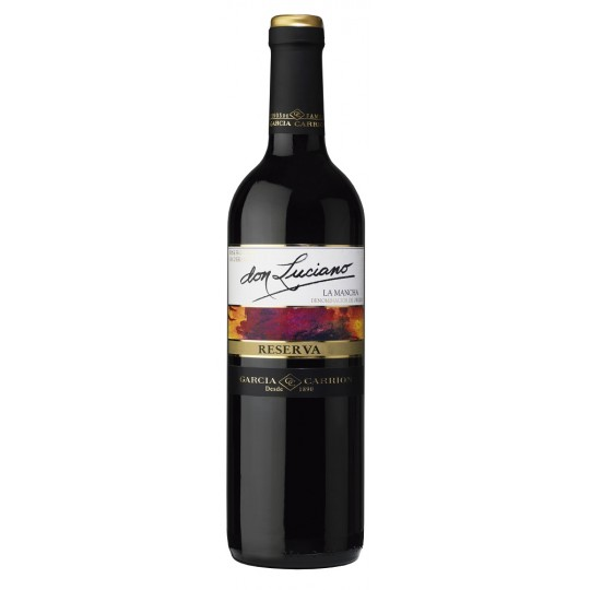 Don Luciano Tempranillo Reserva 750ml