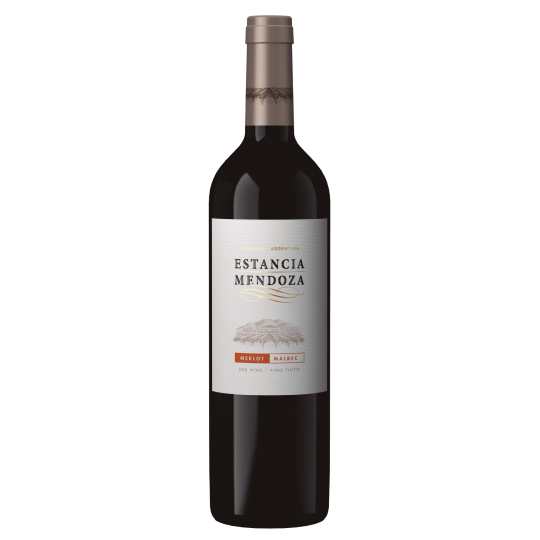 Estancia Mendoza Merlot / Malbec 750ml