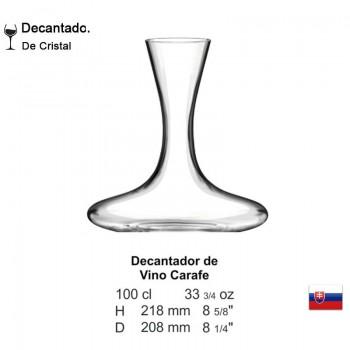 Decantador de Vino Carafe 1000ml