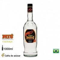 Cachaca Pitú 1 Litro