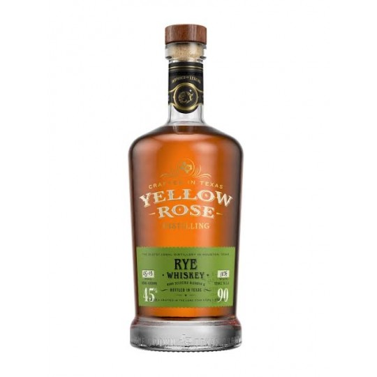 Whisky Yellow Rose Rye 700 ml.