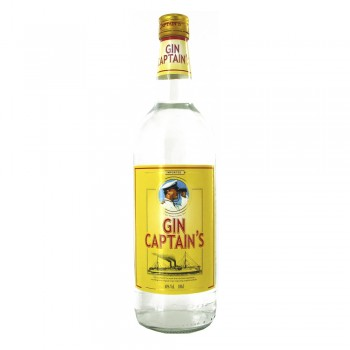 Gin Captains 1 Litro