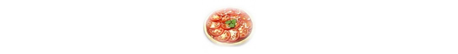 Pizza Tomate y Queso