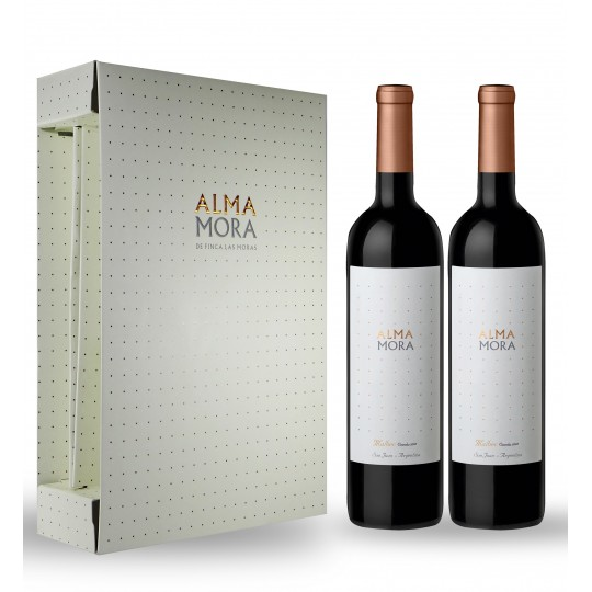 Pack Alma Mora Malbec