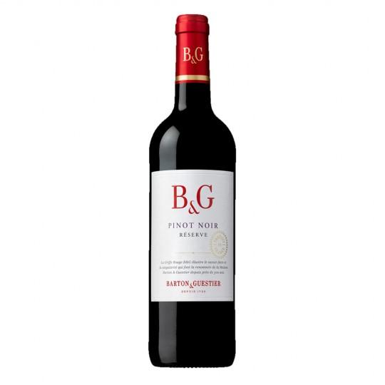 Barton & Guestier Pinot Noir Reserve 750ml