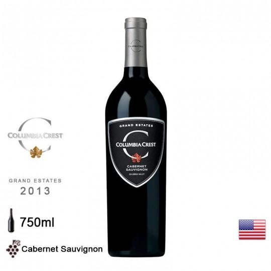 Columbia Crest Grand States Cabernet Sauvignon 750ml