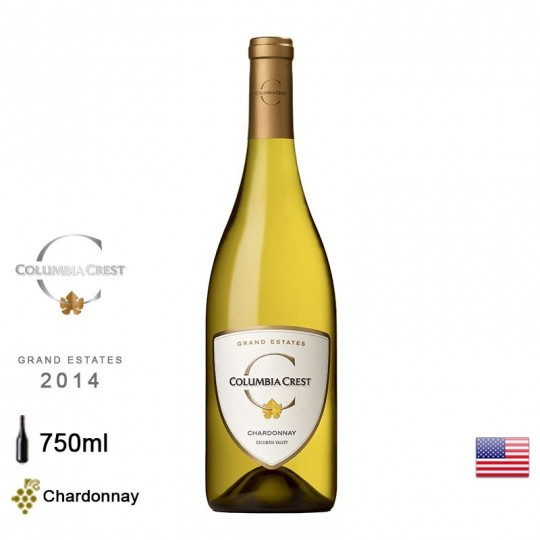 Columbia Crest Grand States Chardonnay 750ml