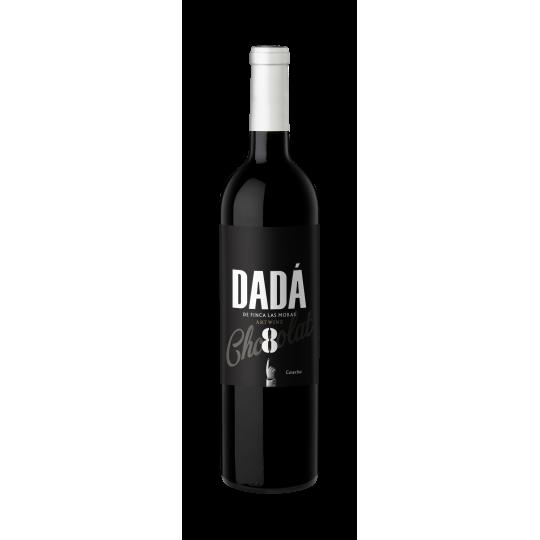 Las Moras Dada 8 Chocolate 750 ml.
