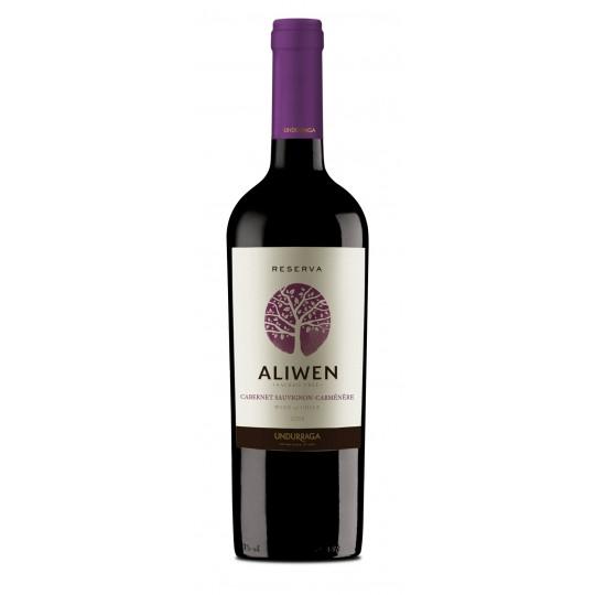 Aliwen Reserva Cabernet Sauvignon Carmenere 750ml