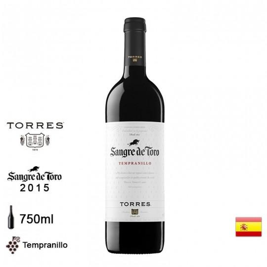 Torres Sangre de Toro Tempranillo 750ml