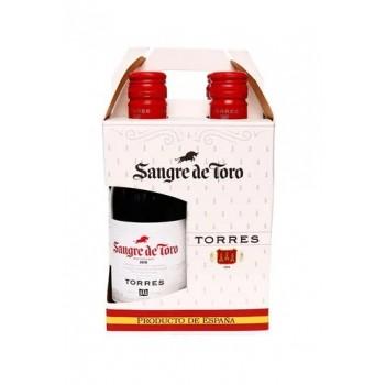 Torres Sangre de Toro Original Four Pack 187ml